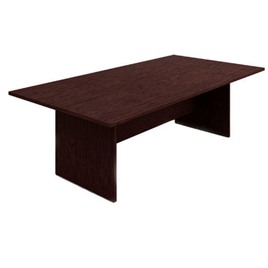 8′ Conference Table - Mahogany