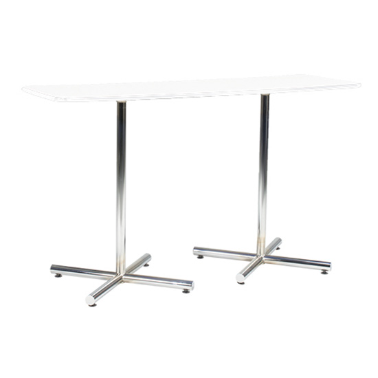 Blanco Bar Table - Rectangular