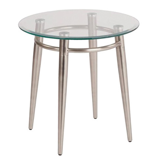 Brooklyn Round End Table