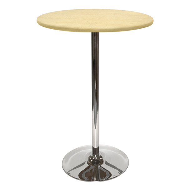 Park Ave Bar Table with Tulip Base - 30″