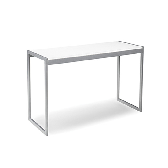 Aria Console Table - White