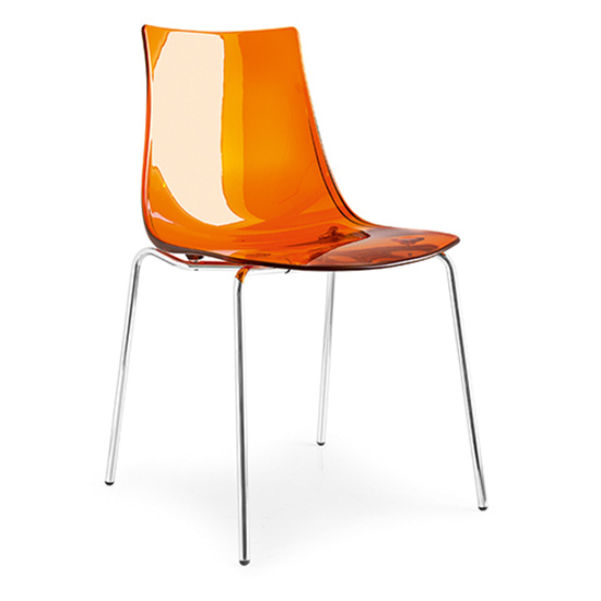 Vienna Chair - Orange