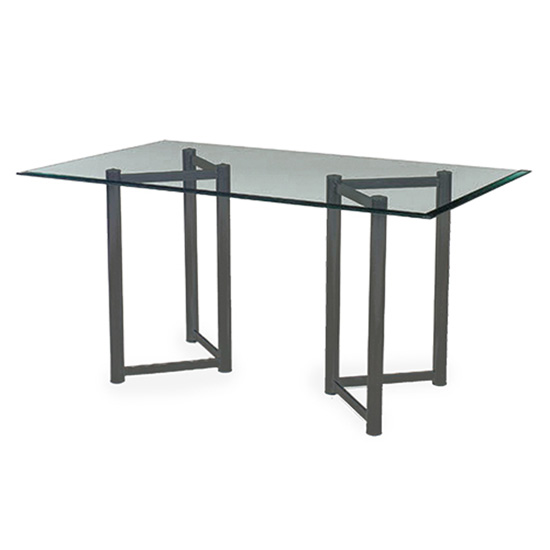 Vivid Rectangular Café Table