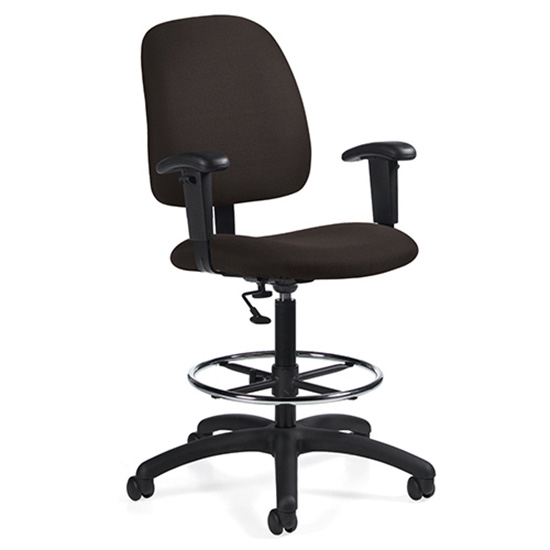 Goal Drafting Stool - With Arms