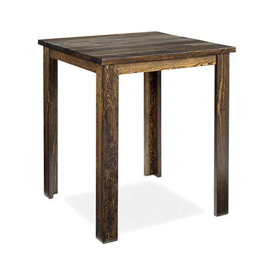 Memphis Square Bar Table